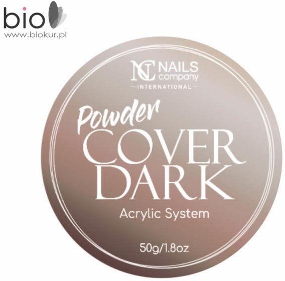 Acryl / Akryl szybkoschnący Nails Company Cover Dark 50 g
