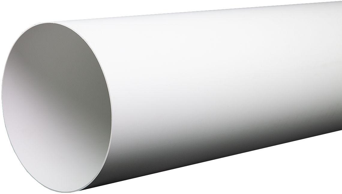 Rura okrągła DOMUS fi 15 cm/1 m kod 1100-6 - Największy wybór - 28 dni na zwrot - Pomoc: +48 13 49 27 557