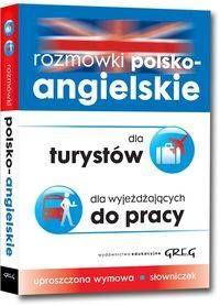 Rozmówki polsko-angielskie dla turystów dla wyjeżdżających do pracy - Małgorzata Brożyna