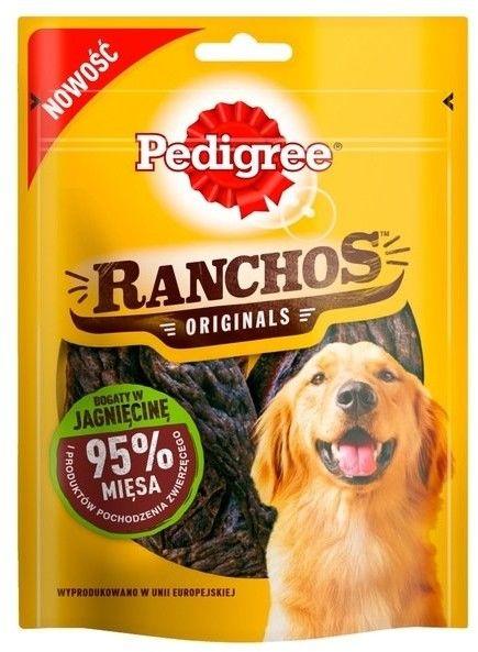 Pedigree Ranchos z jagnięciną 70g