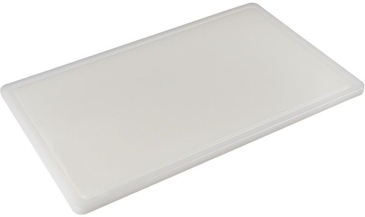 Deska z polietylenu HACCP biała