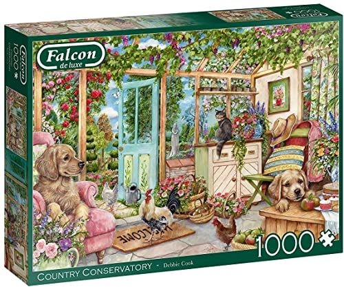 Falcon Deluxe Country Conservatory