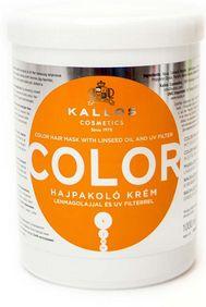 Kallos Color maska do włosów farbowanych 1000 ml