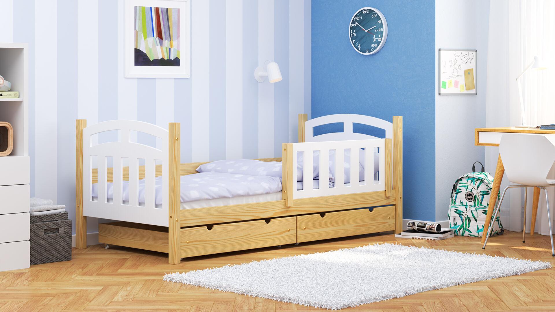 Łóżko pojedyncze dla dzieci Suzie