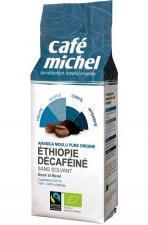 Kawa mielona bezkofeinowa Arabica Etiopia Fair Trade BIO 250g Cafe Michel