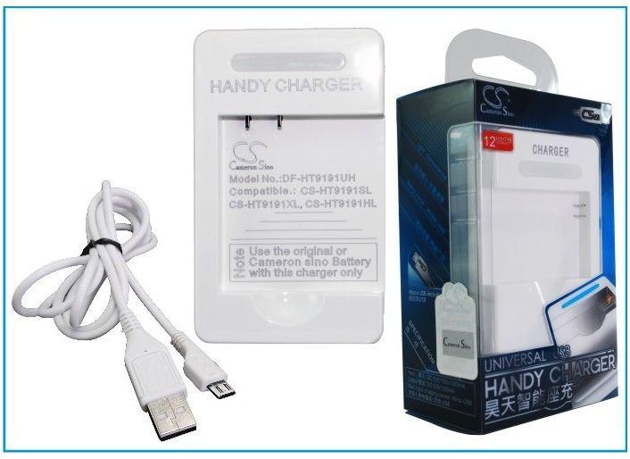 HTC BD26100 zewnętrzna biurkowa ładowarka USB (Cameron Sino)