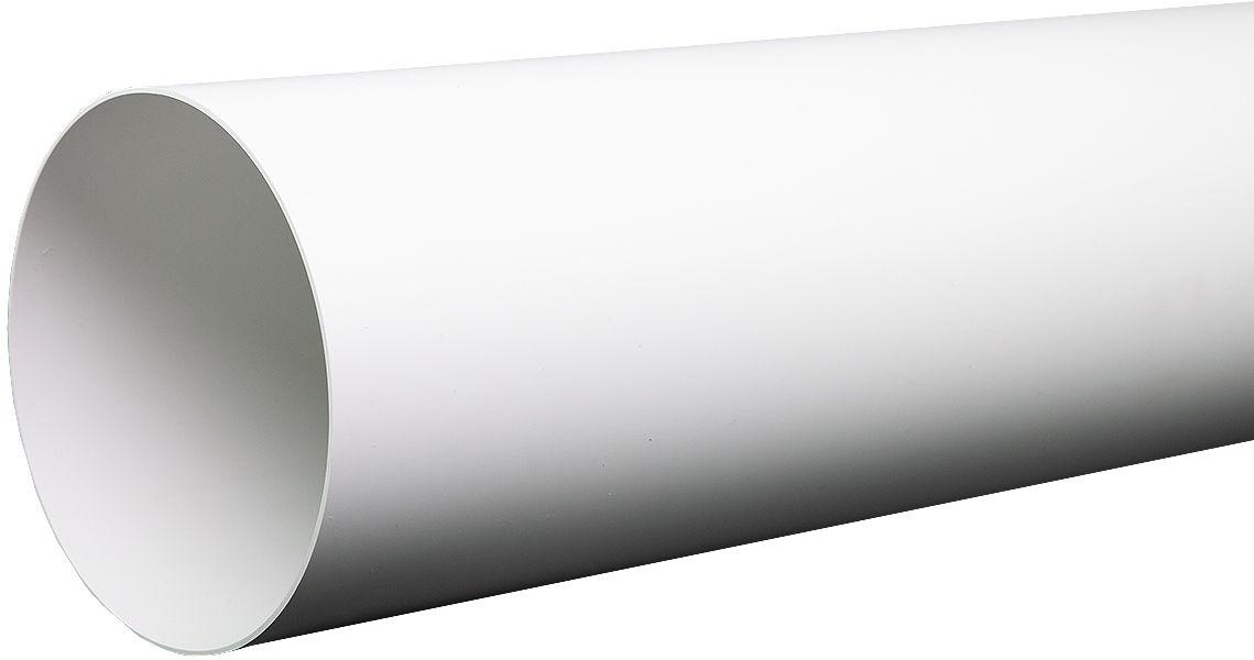 Rura okrągła DOMUS fi 12,5 cm/1 m kod 1100-5 - Największy wybór - 28 dni na zwrot - Pomoc: +48 13 49 27 557