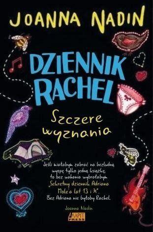 Dziennik Rachel. Szczere wyznania - Joanna Nadin