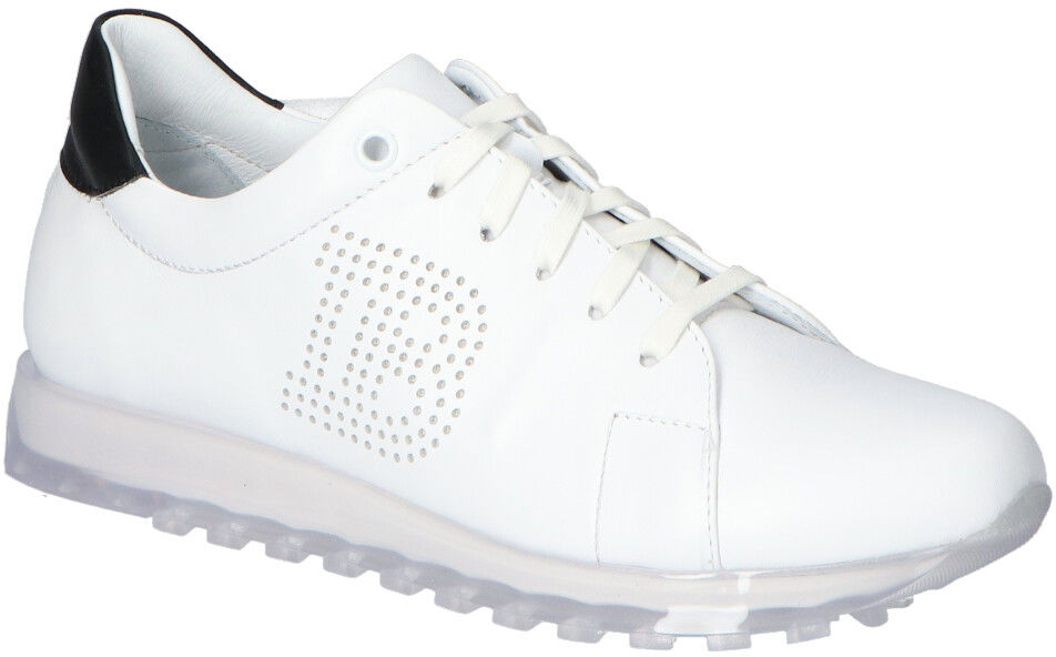 Sneakersy Karino 3811/010-P Białe lico