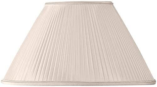 Klosz/plisa kształt bębna Ø 20 x 15 x 13 (ręcznie złożony) różowy