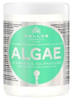 Kallos Algae maska do włosów zniszczonych 1000 ml