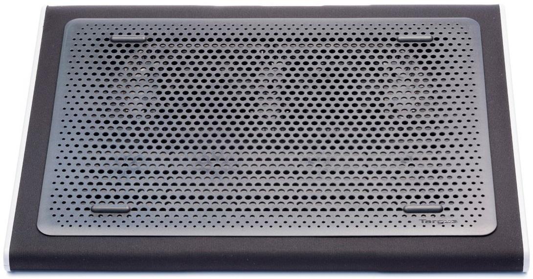 Podstawka chłodząca TARGUS Podstawka chłodząca TARGUS do laptopa 17 cali AWE55EU Czarny