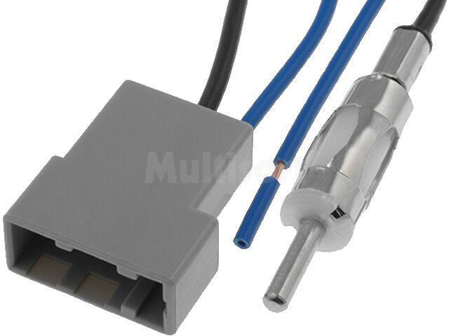 Adapter antenowy DIN - Nissan Navara, Qashqai 2007->