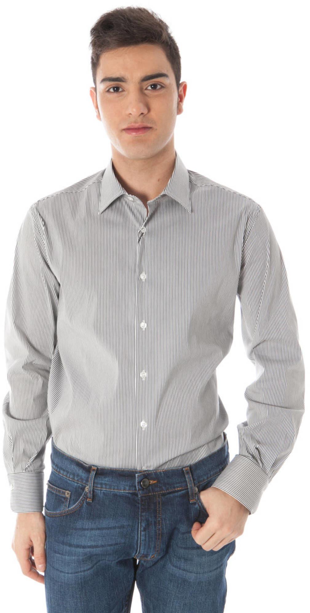 GIANFRANCO FERRÈ Koszula z długim rękawem dla mężczyzn