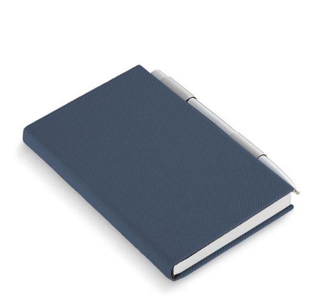 Philippi TODD Notes z Długopisem - Niebieski