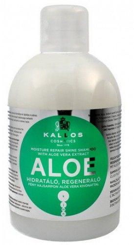 Kallos Aloe szampon do włosów suchych i łamiących 1000 ml