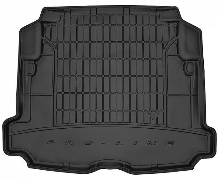 Mata bagażnika gumowa VOLVO S60 I Sedan 2000-2010 wersja z zestawem naprawczym, wersja z wnękami po bokach