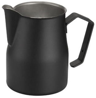 Motta dzbanek do spieniania mleka czarny 350 ml