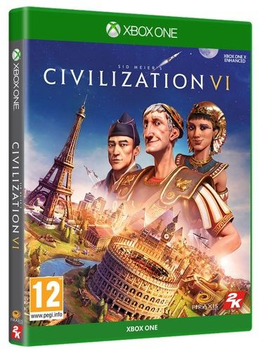 Civilization VI XONE Używana