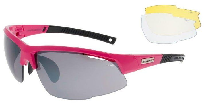 Okulary przeciwsłoneczne GOGGLE FALCON E865-5