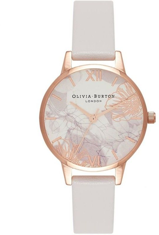 Zegarek damski Olivia Burton Abstract Florals OB16VM12