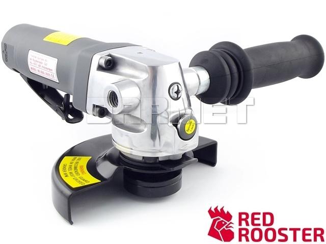 Szlifierka kątowa RRG-2055, średnica tarczy: 125MM - RED ROOSTER