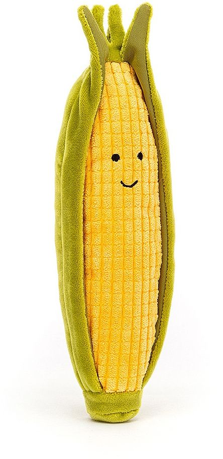 MASKOTKA Uśmiechnięta kolba kukurydzy - WARZYWA z JELLYCAT