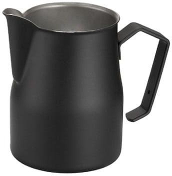 Motta dzbanek do spieniania mleka czarny 750 ml