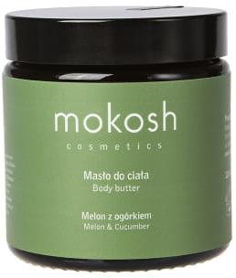 Mokosh Masło do Ciała Melon z Ogórkiem, 120 ml