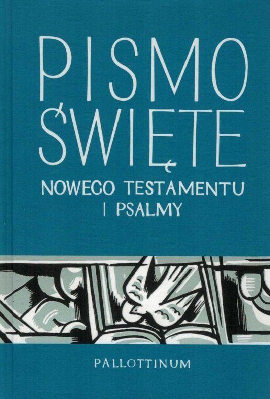 Biblia Tysiąclecia Nowy Testament z Psalmami mały twarda