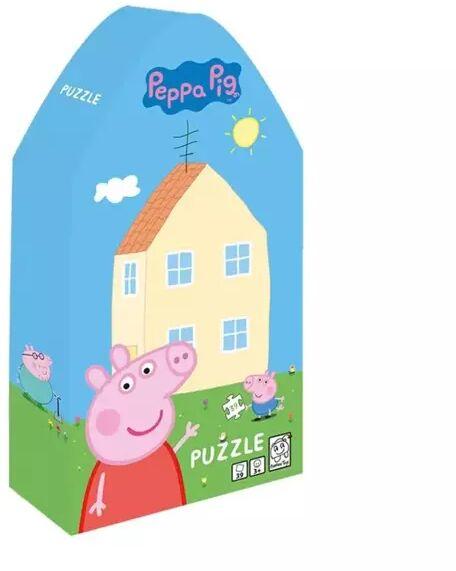 Puzzle dla dzieci Świnka Peppa 39 el. - Barbo Toys