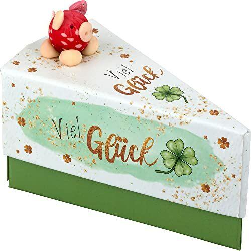 Swiggie 8109 pudełko na prezent, karton z figurką z tworzywa sztucznego, kolorowe, onesize