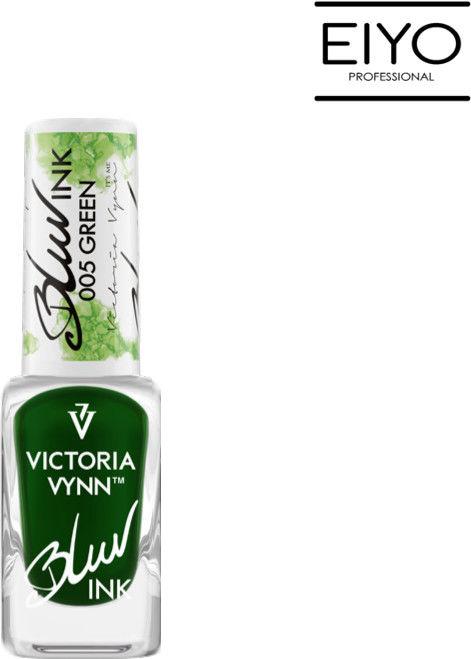 Atrament do zdobień BLUR INK 005 GREEN Victoria Vynn - 10 ml