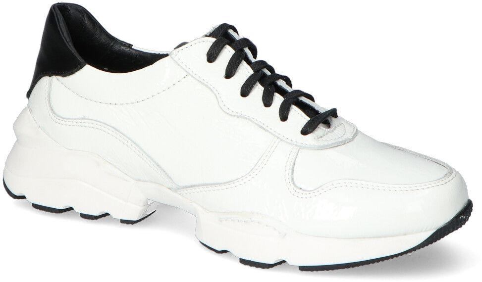 Sneakersy Karino 3154/187-1 Białe lakier