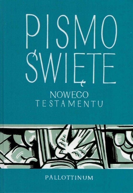 Biblia Tysiąclecia Nowy Testament mała oprawa twarda