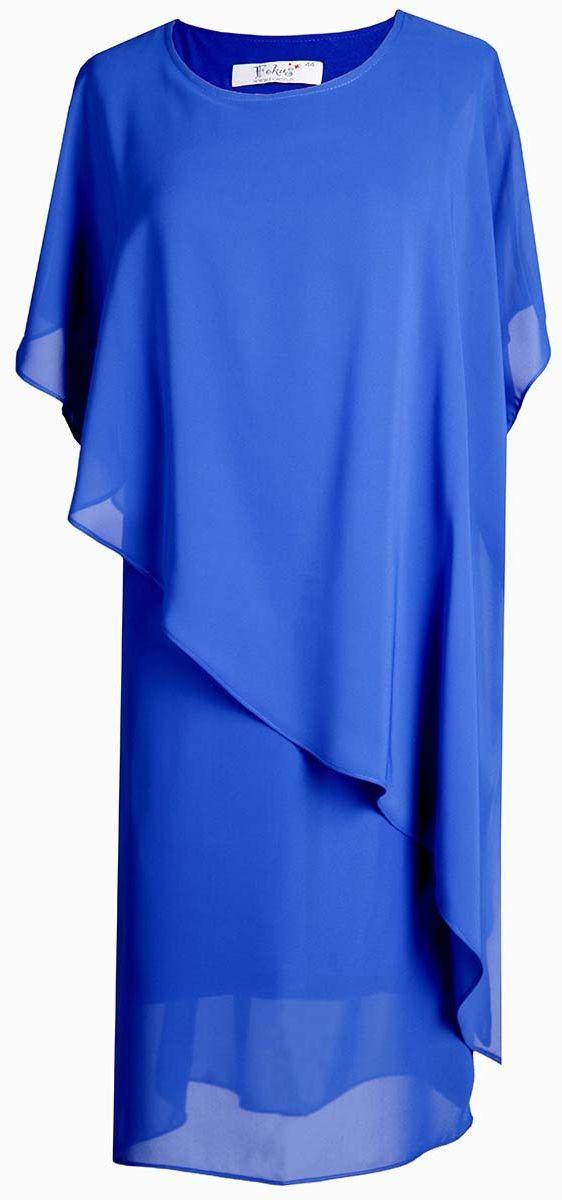 Sukienka FSU770 CHABROWY JASNY