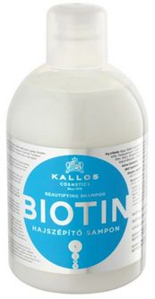 Kallos Biotin upiększający szampon z biotyną 1000 ml
