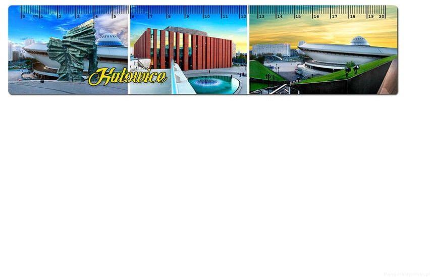 Linijka 3D Katowice 01