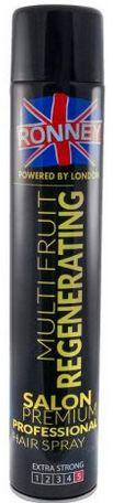 Ronney Multi Fruit regenerujący lakier do włosów 750 ml