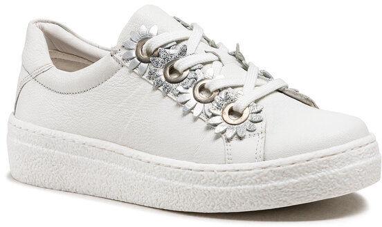 Sneakersy QZ-12-02-000081 Biały
