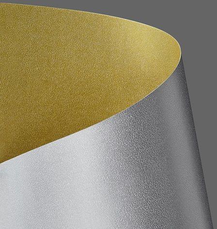Karton ozdobny Millenium złoto-srebrny A1+