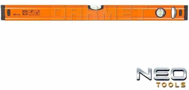 Poziomica aluminiowa, długość 40CM - NEO TOOLS (71-061)