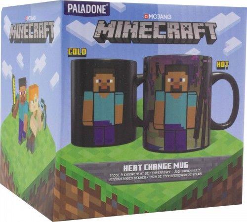 Kubek termoaktywny Minecraft Enderman