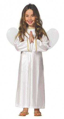 Kostium na jasełka dla dziewczynki Aniołek Esterka