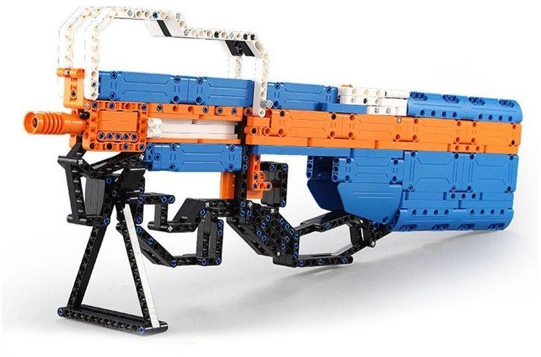 Karabin maszynowy P90 - klocki CADA