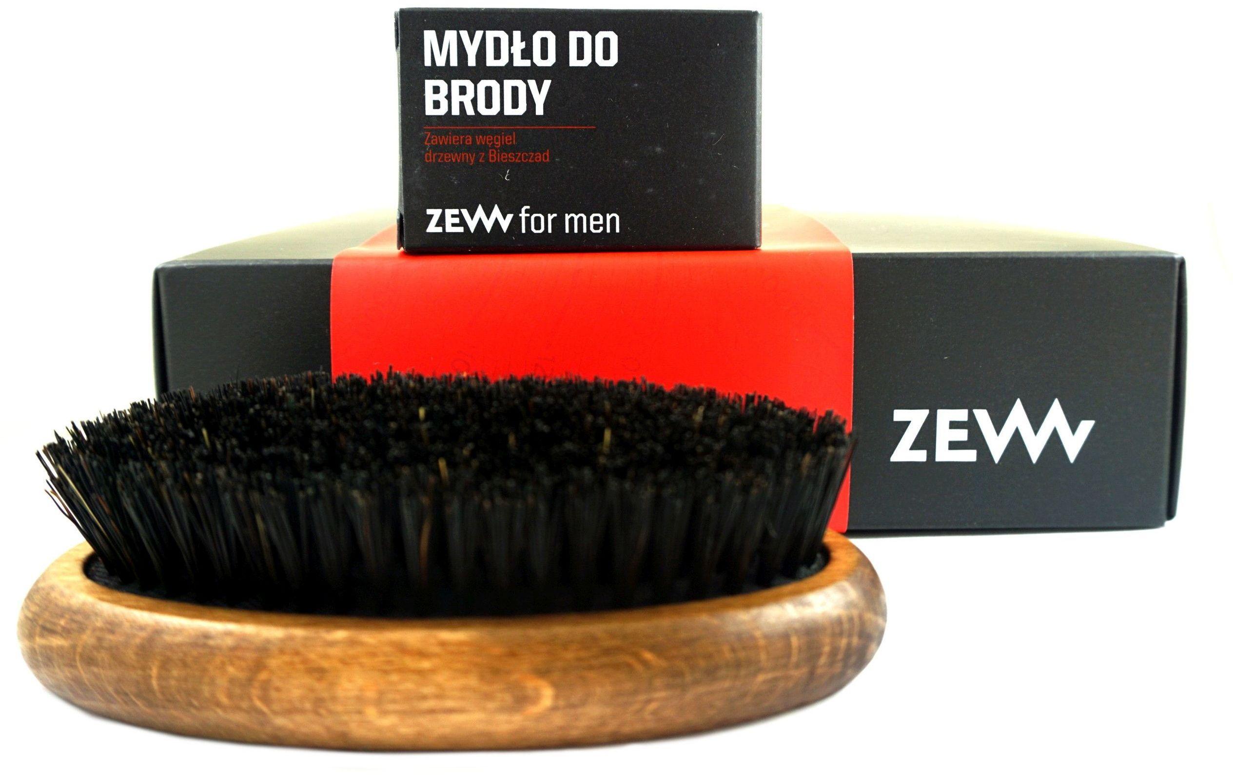 Pakiet Brodacza (mydło + szczotka) - Zew