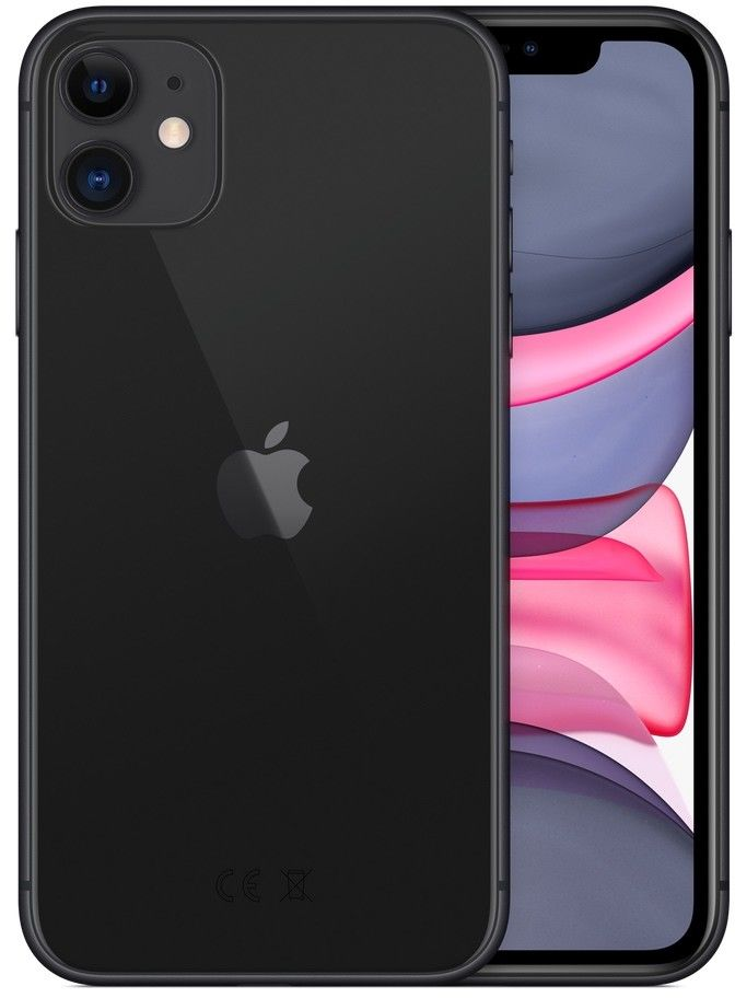 Apple iPhone 11 128GB Black (czarny)