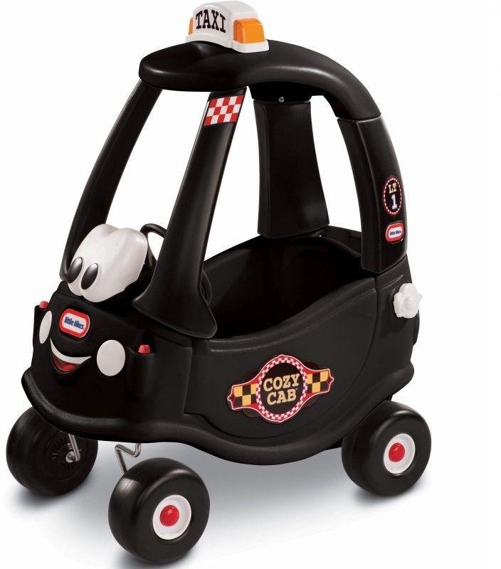 Jeździk Cozy Coupe Taxi dla dzieci Little Tikes Odpychacz