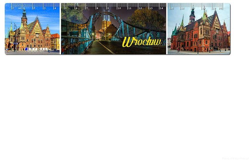 Linijka 3D Wrocław 01