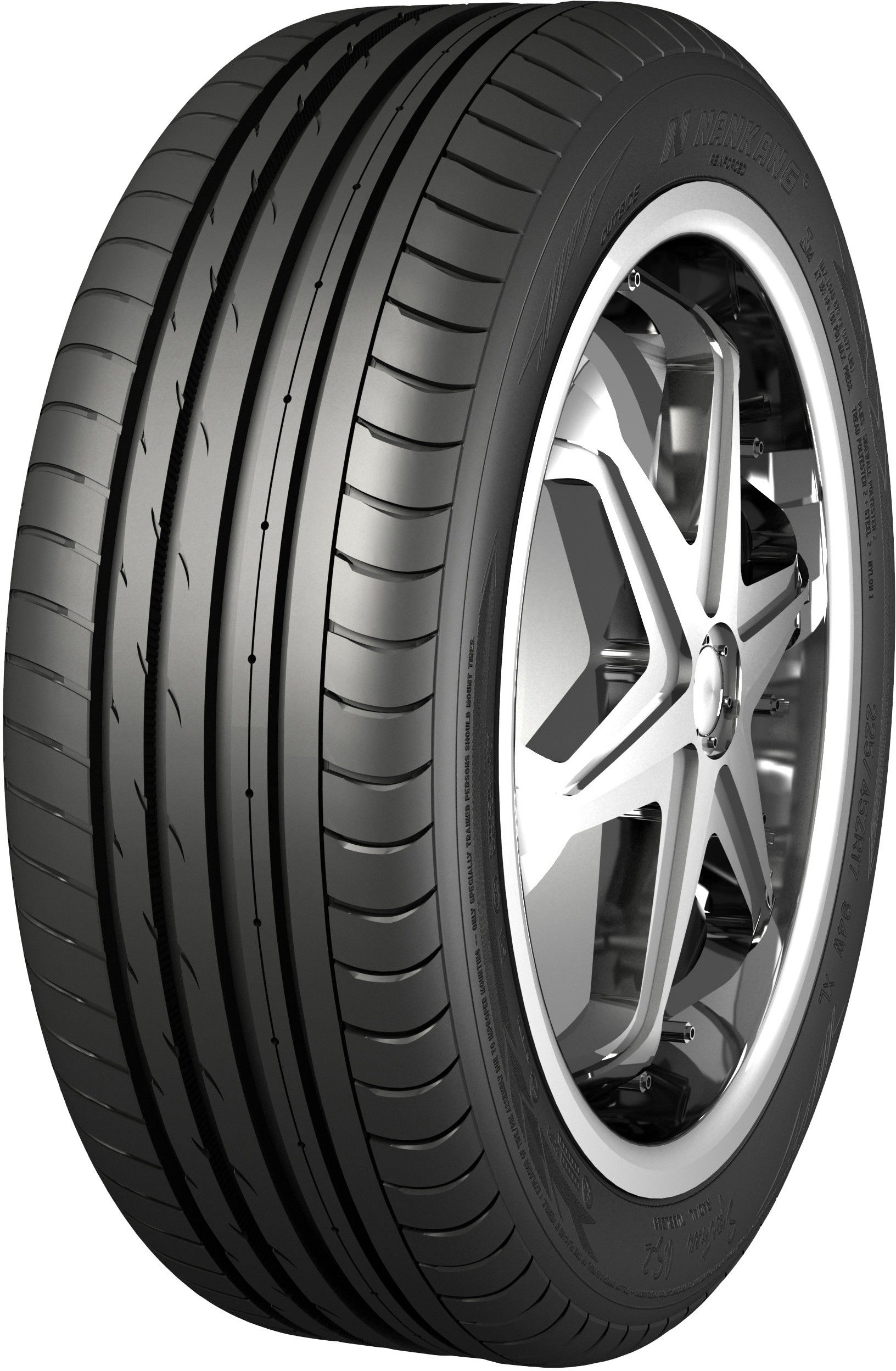 Nankang AS-2 PLUS 265/45 R21 104 W